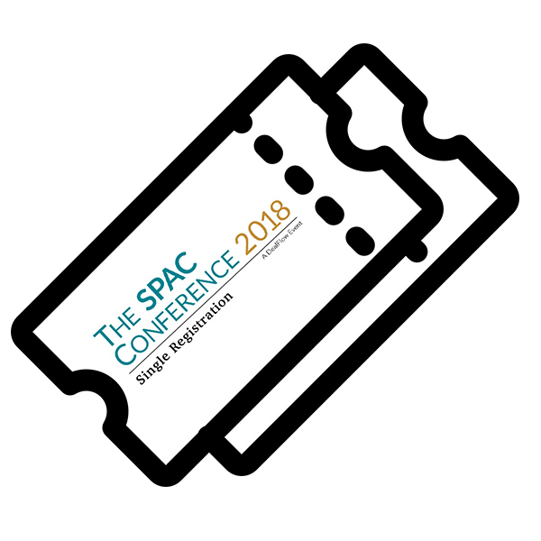 Single Registration SPAC