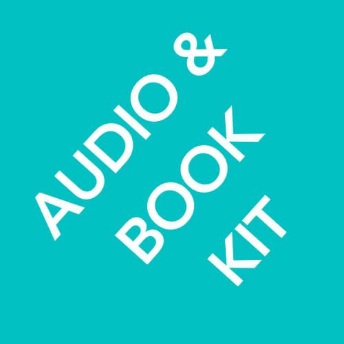 Audio/Book Kit