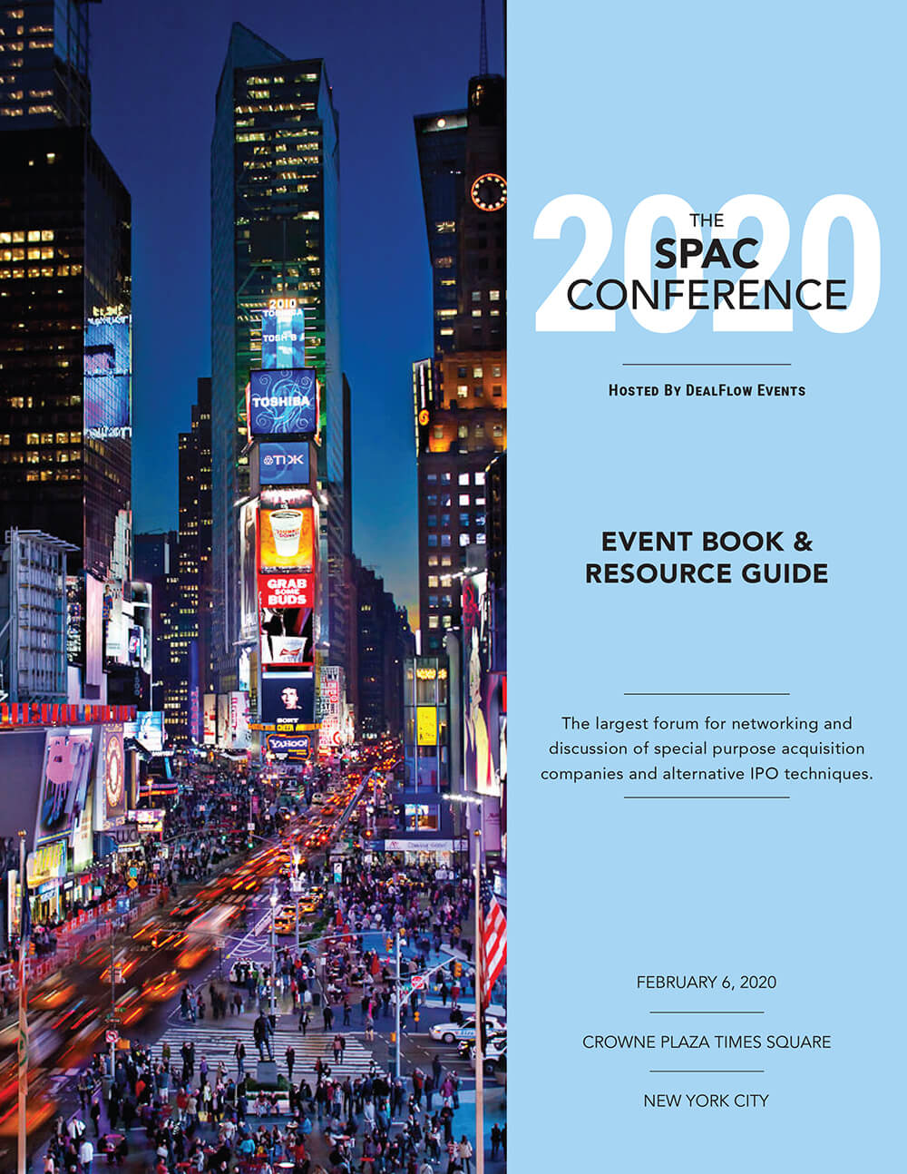 The SPAC Conference 2020 Book Cover Kit